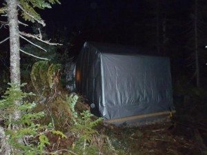 tent / camp